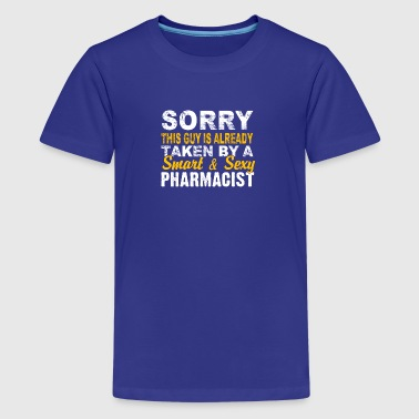 Taken By A Smart And Sexy Pharmacist T Shirt - Kids' Premium T-Shirt