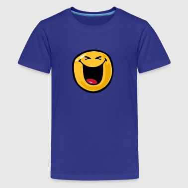 SmileyWorld LOL Smiley - Kids' Premium T-Shirt