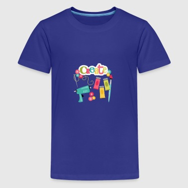 create - Kids' Premium T-Shirt