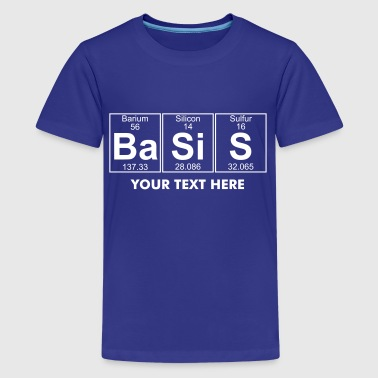 Basis Ba-Si-S (basis) - Full - Kids' Premium T-Shirt