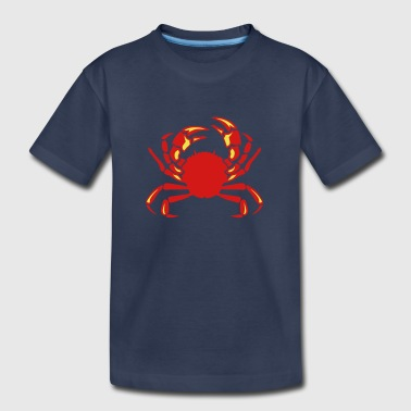 krabbe crab cancer 0 - Kids' Premium T-Shirt