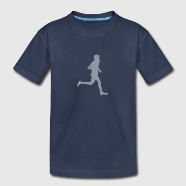 marathon sports 1 - Kids' Premium T-Shirt