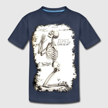 skeleton - Kids' Premium T-Shirt