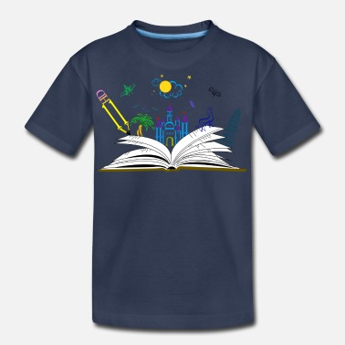 Traveler travel - Kids' Premium T-Shirt