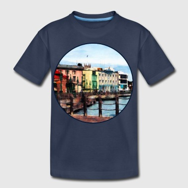 Waterfront Bridgetown Barbados - Kids' Premium T-Shirt