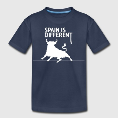 Spain is Different 2 (dark) - Kids' Premium T-Shirt