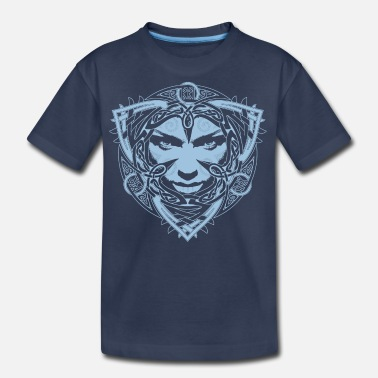 Irish Celtic MORRIGAN - Kids' Premium T-Shirt