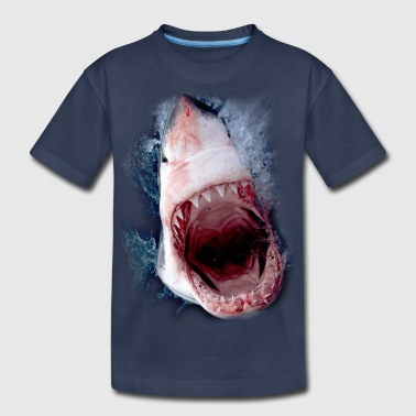 Daddy Shark shark - Kids' Premium T-Shirt