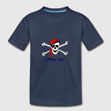 pirate - byron bay - Kids' Premium T-Shirt