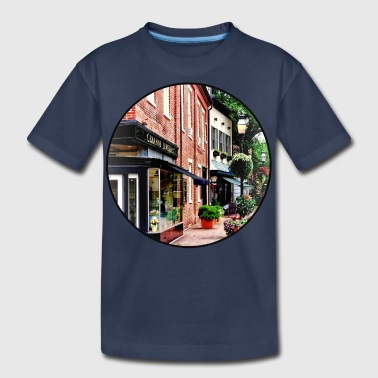 Annapolis MD - Along State Circle - Kids' Premium T-Shirt