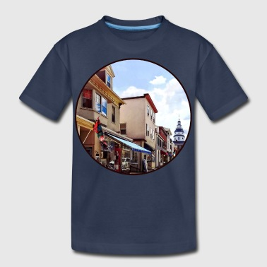 Annapolis MD - Shops on Maryland Avenue - Kids' Premium T-Shirt
