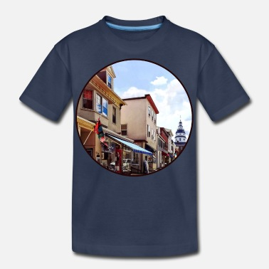 Annapolis Md Annapolis MD - Shops on Maryland Avenue - Kids' Premium T-Shirt