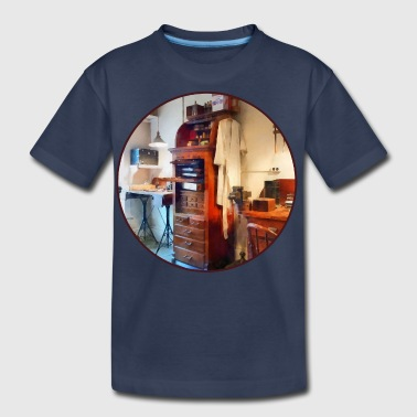 Dental Lab and Lab Coat - Kids' Premium T-Shirt