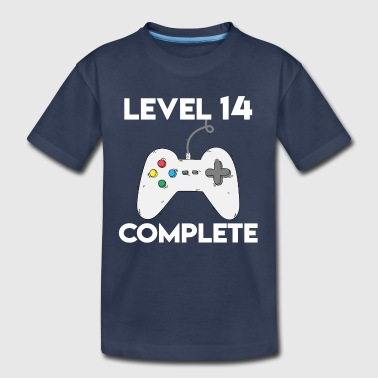 GIFT - LEVEL 14 COMPLETED - Kids' Premium T-Shirt