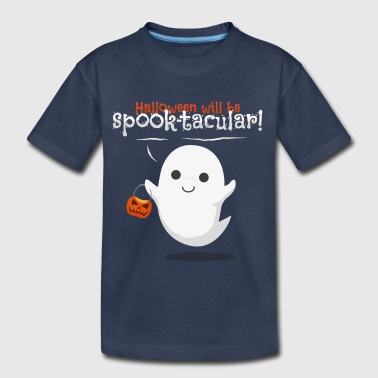 halloween ghost - Kids' Premium T-Shirt