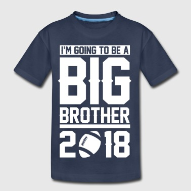 Big Brother 2018 Football - Kids' Premium T-Shirt