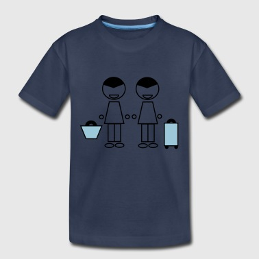 travel - Kids' Premium T-Shirt