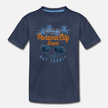 Beach Panama City Beach - Kids' Premium T-Shirt