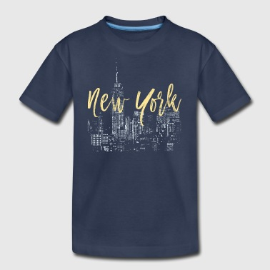New York New York - Kids' Premium T-Shirt