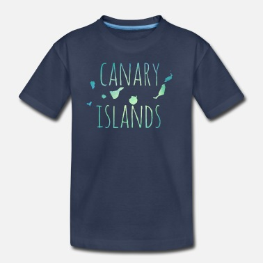 Canary Islands Canary Islands - Kids' Premium T-Shirt