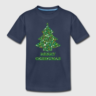 Merry Ugly Christmas - Kids' Premium T-Shirt