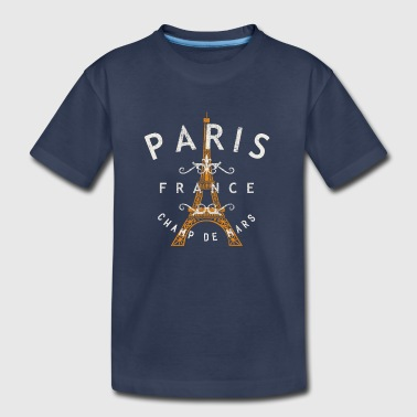 Paris France - Kids' Premium T-Shirt