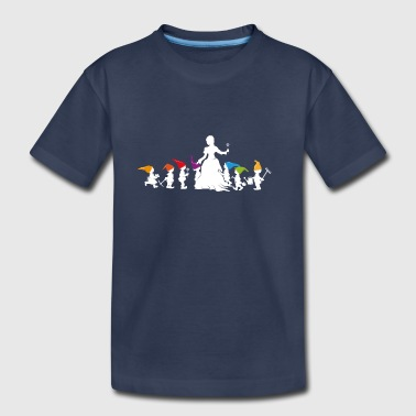 Snow White - Kids' Premium T-Shirt