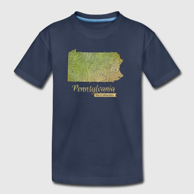 Pennsylvania - Kids' Premium T-Shirt