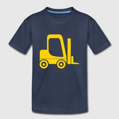 Lift Truck - Kids' Premium T-Shirt