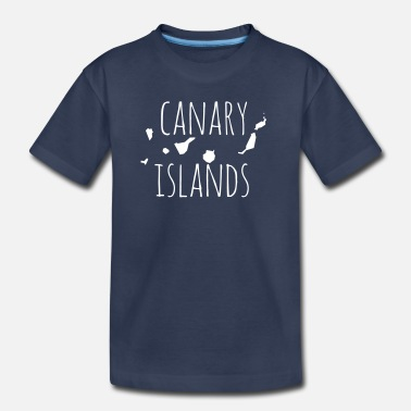 Canary Canary Islands - Kids' Premium T-Shirt