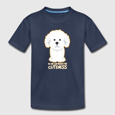 No one can resist my cuteness - Kids' Premium T-Shirt