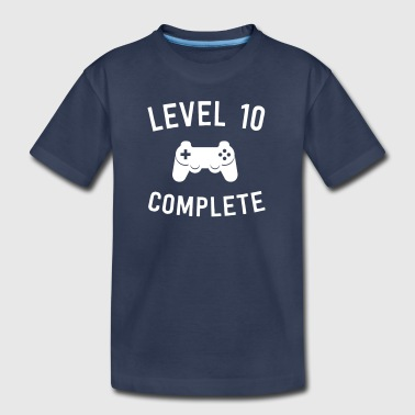 Level 10 Complete - Kids' Premium T-Shirt