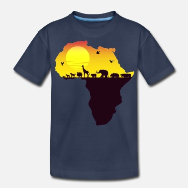 South africa wild - Kids' Premium T-Shirt