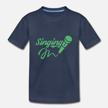 Chant Chanting - Kids' Premium T-Shirt