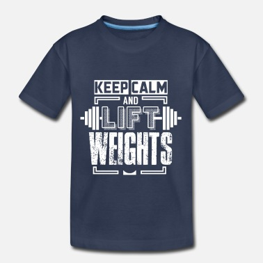 Weightlifting Weightlifter Weightlifter Weightlifter - Kids' Premium T-Shirt