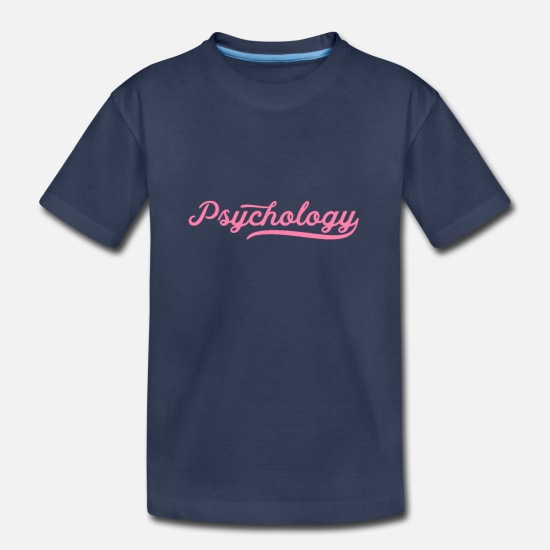 Doctor T-Shirts - Doc Psychologist Psychologists Psychology Therapy - Kids' Premium T-Shirt navy