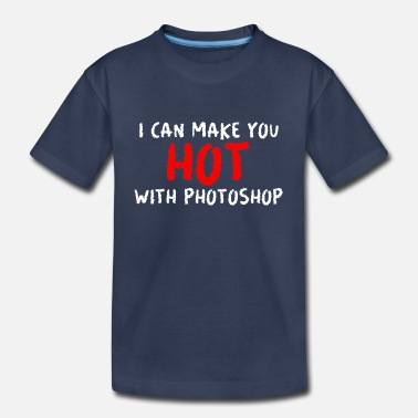 Photoshop photoshop shirt - Kids' Premium T-Shirt