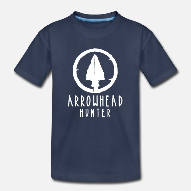 Hunting Arrowhead Hunter Artifacts - Kids' Premium T-Shirt