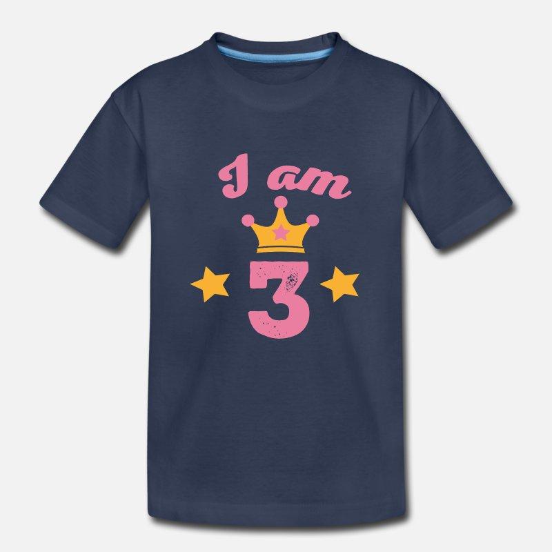 Kids Premium T Shirt3rd Birthday Shirt