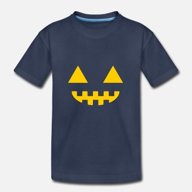 Broom Happy Halloween - zombie - pumpkin - horror - Kids' Premium T-Shirt