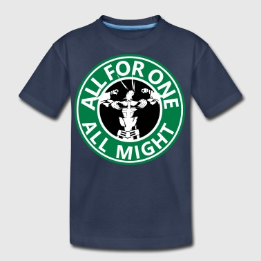 Coffee allmight - Kids' Premium T-Shirt