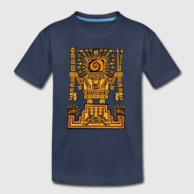 Manipulated Viracocha - Kids' Premium T-Shirt