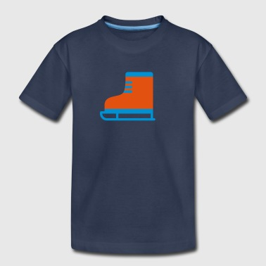 Ice Skate - Kids' Premium T-Shirt