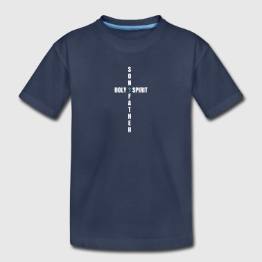 Father, Son, and Holy Spirit - Kids' Premium T-Shirt
