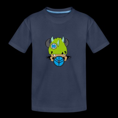 Floki, the little viking - Kids' Premium T-Shirt