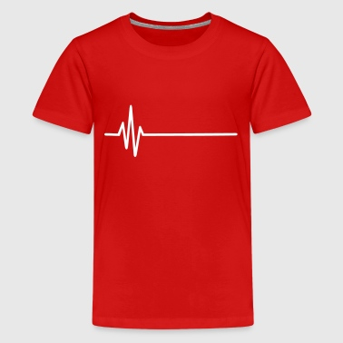 Frequency - Kids' Premium T-Shirt