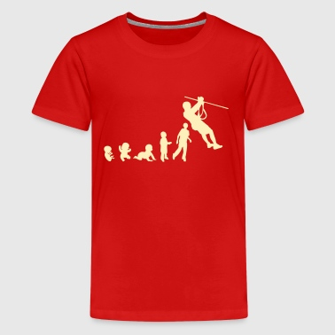 tyrolean evolution - Kids' Premium T-Shirt
