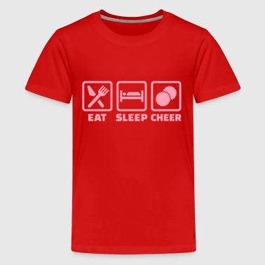 Cheerleading - Kids' Premium T-Shirt
