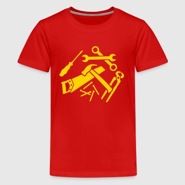 Tools - Kids' Premium T-Shirt