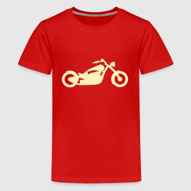 Motorcycle - Kids' Premium T-Shirt